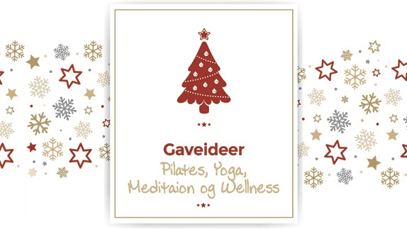 Pilates, Yoga, Meditation & Wellness gaveideer