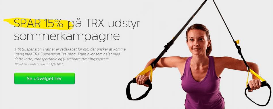 Forside - TRX sommer 2015
