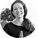Nina Østergaard Riisager er børneyogalæreraspirant