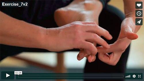 10 videoklip med grundøvelser for dine fødder