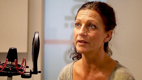 30 minutters snak om åndedrættet mellem Cecilie Frøkjær og Lotte Paarup