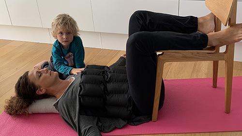 Sådan nurser du din ryg, psoas samt ro-systemet