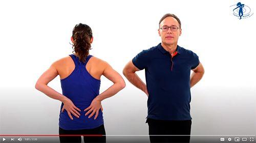 3 gode til ryggen fra Franklin Method