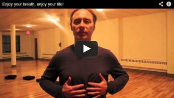Eric Franklin giver dig tips til dit åndedræt