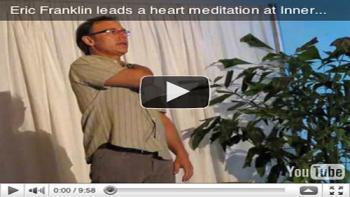 ''Heart Meditation'' ledet af Eric Franklin