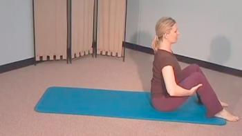 Pilates øvelser til din hjemmetræning; begynder