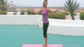 Pilates Flow stående