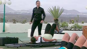 Pilates Reformer træning med Hilde Gudding 2010