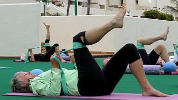 Pilates sansning med redskaber / gratis live-træning