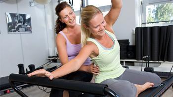 Pilates og det naturlige åndedræt