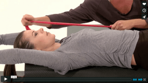 Stræk og massage med foam roller