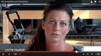 3 videoklip om dit åndedræt