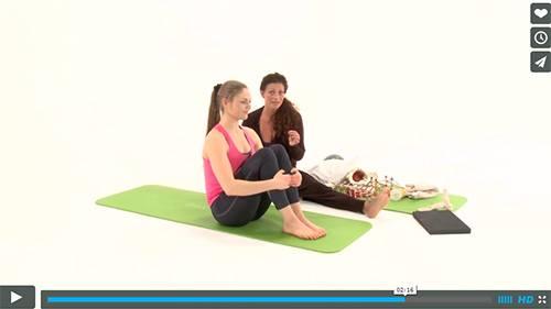 Pilates i moderne form, for både krop og sind!