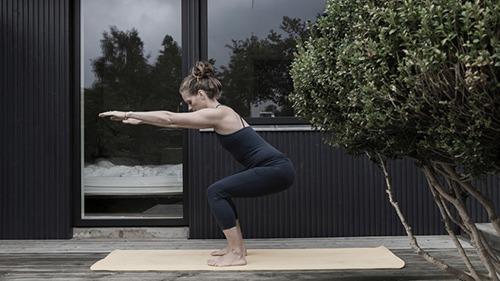 Funktionel træning med fokus på bækkenbunden