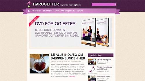Førogefter.dk - Masser af GRATIS artikler, øvelser og videoklip!