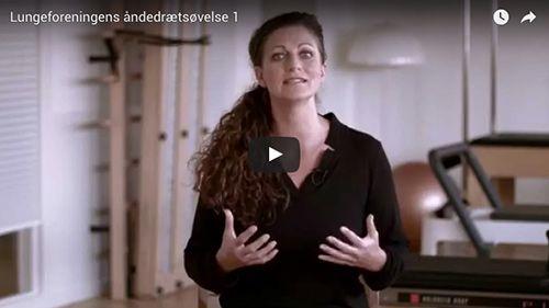 7 gratis videoer fra Lungeforeningen og Lotte Paarup