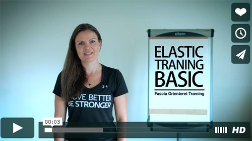 Elastisk træning er vejen frem