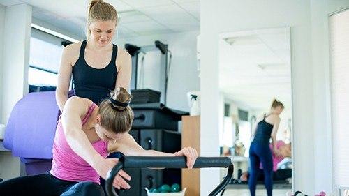 Bevægelse og træning - den (store) forskel!