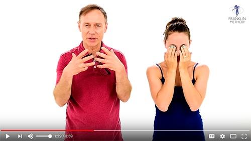 Giv dine øjne en pause med 4 Franklin Method teknikker