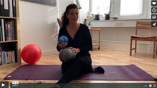 Kort øvelsesprogram til et friere åndedræt og ro til nervesystemet