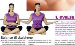 3 lette øvelser til at få stærke skuldre