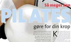 Så meget kan Pilates gøre for din krop