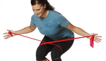Lottes bedste elastik øvelse