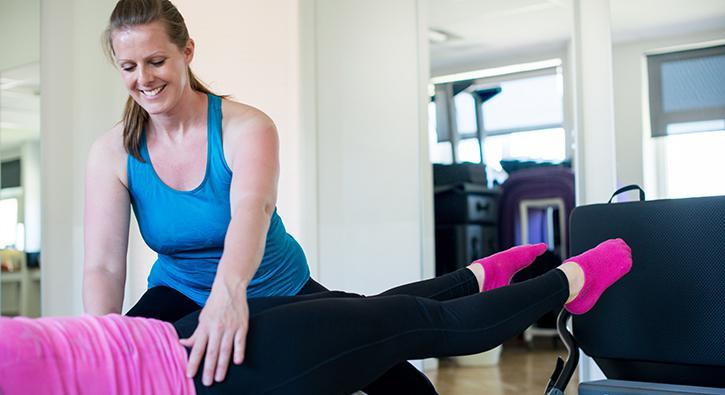 Hyperventilerer du, når du dyrker Pilates? - Måske gør du!