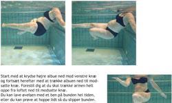 Træning for gravide i vand