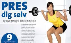 9 myter om kvinder og træning, som du skal glemme alt om!