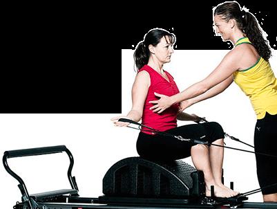 Hold - Pilates Reformer