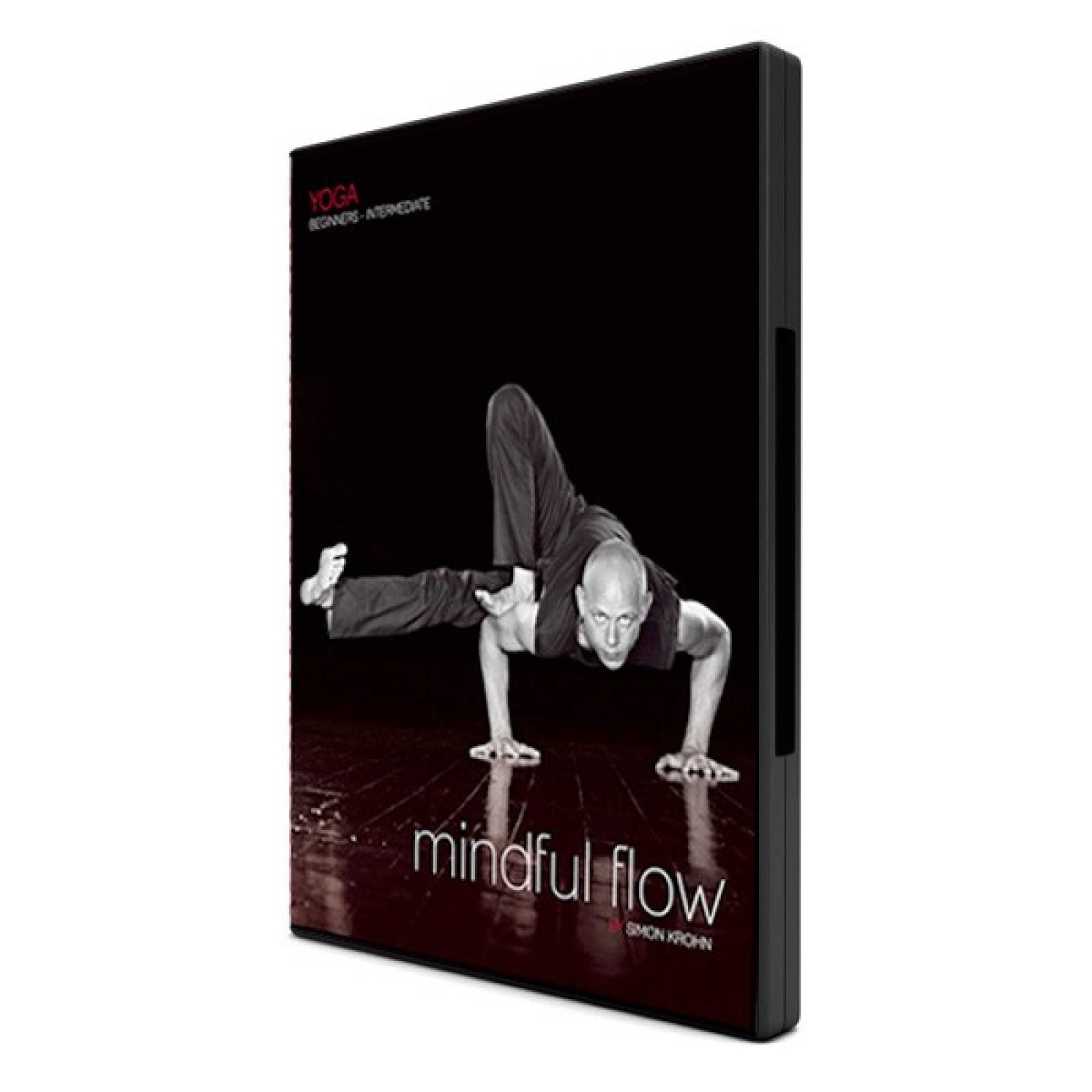 Yoga, Mindful Flow by Simon Krohn (DVD)