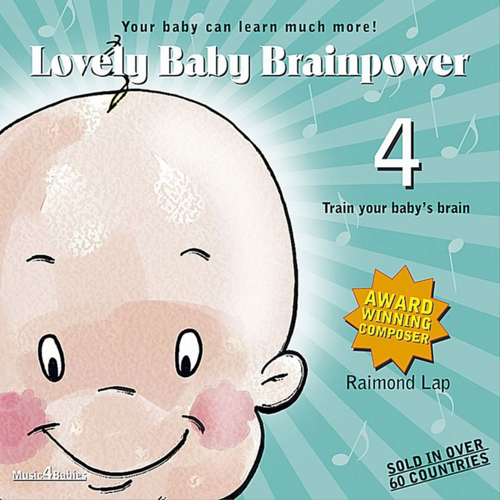 Lovely Baby Brainpower 4