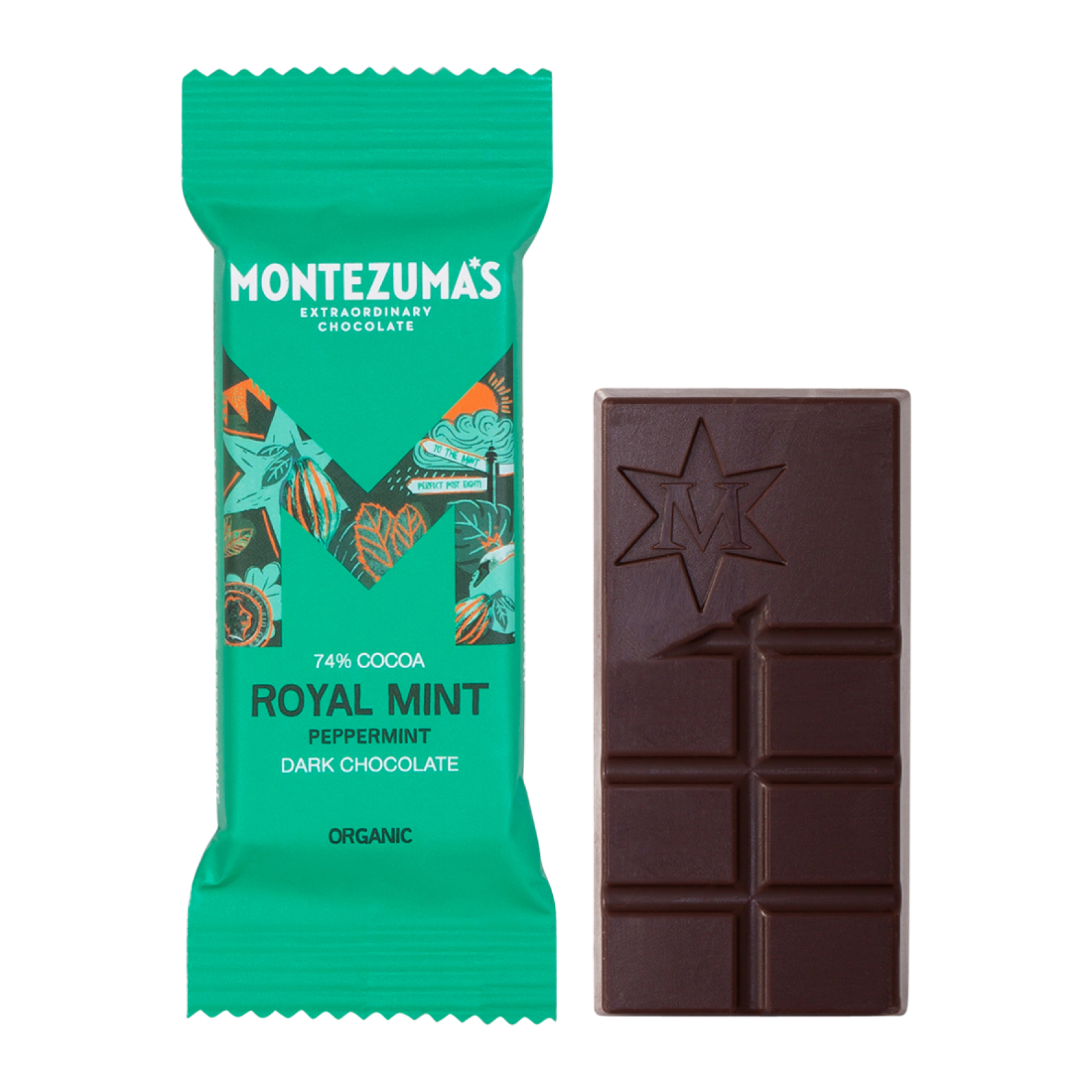 Montezumas Mini Bar - Royal Mint