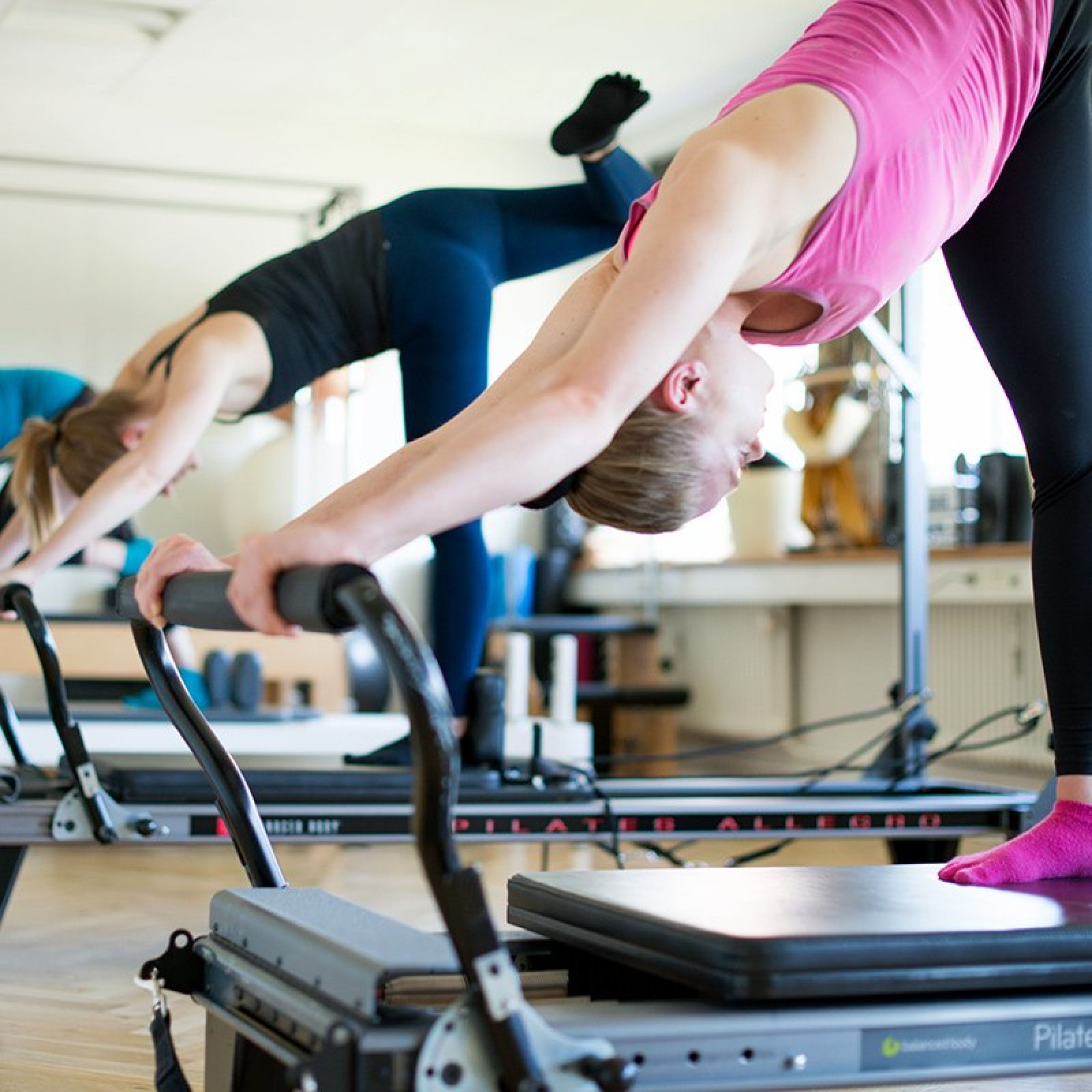 Workshop - Pilates reformer inspiration