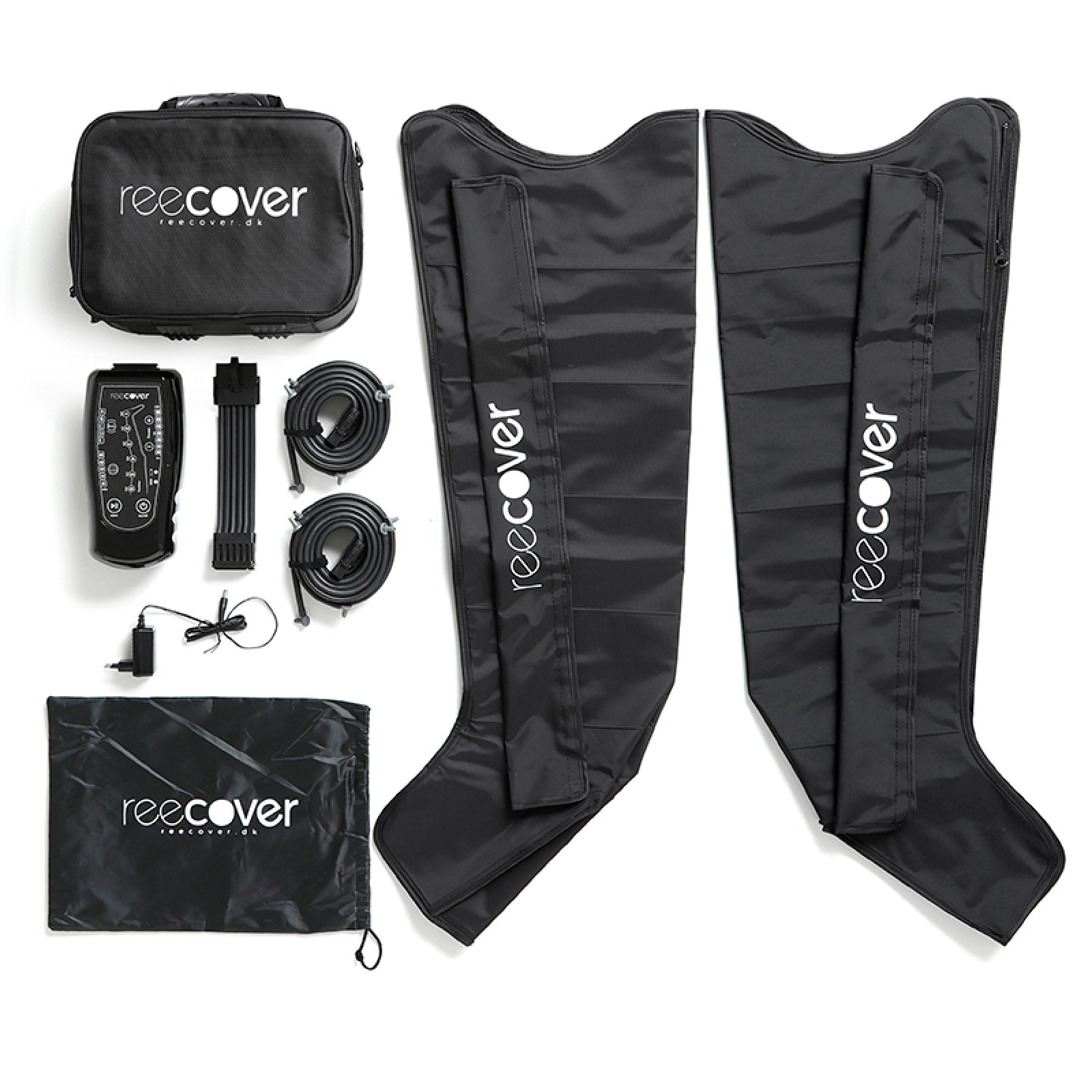 REECOVER Recovery Boots m/batteri
