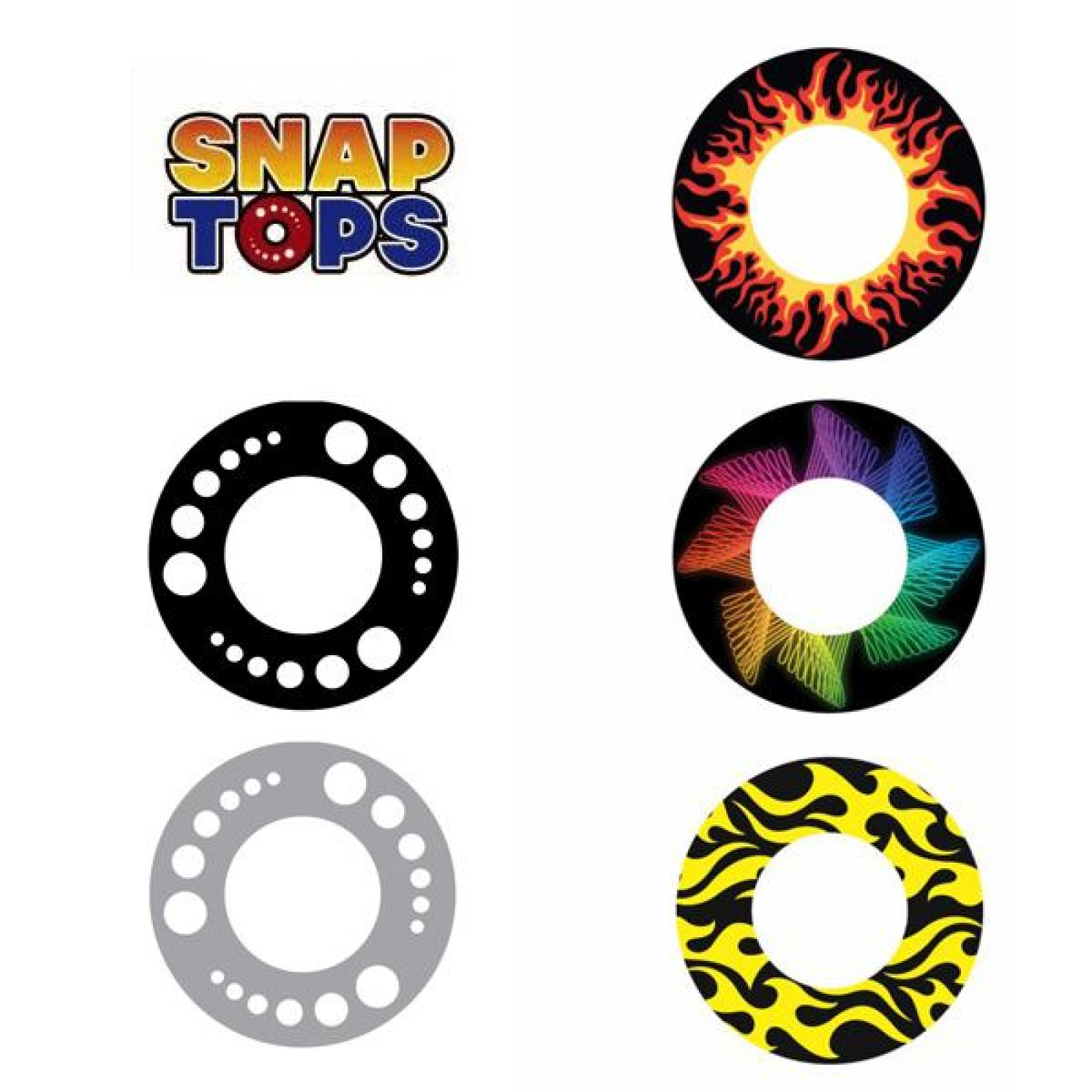 Speed Stack Snap Tops