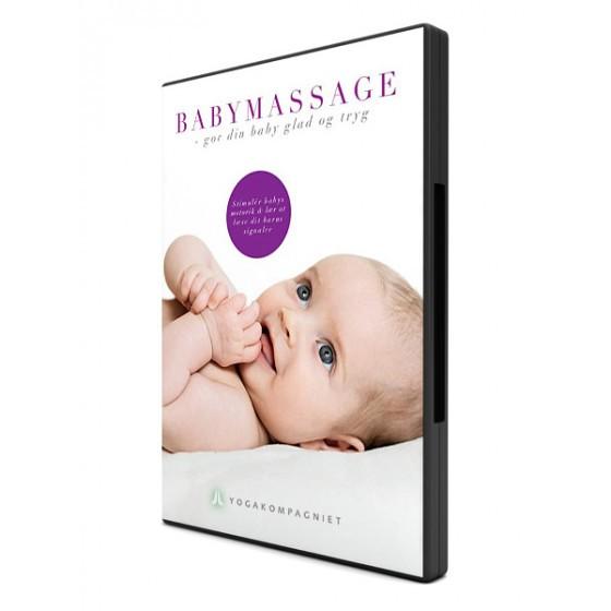 Babymassage - gør din baby glad og tryg