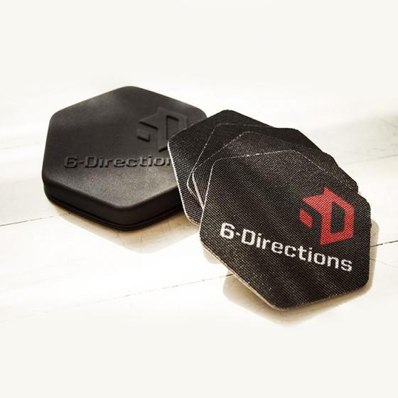 6d sliding pro (6-directions) fra 6-directions (6d) fra den intelligente krop