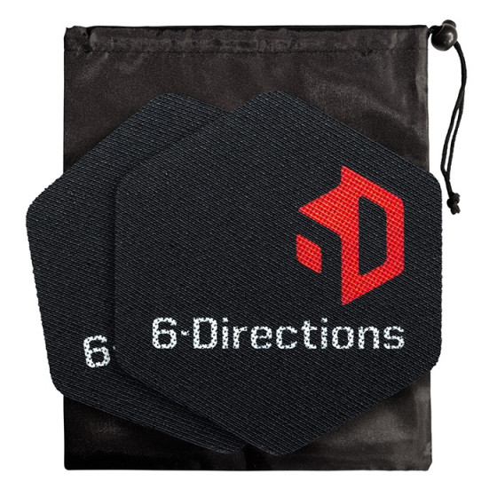 6d sliding (6-directions) fra 6-directions (6d) fra den intelligente krop