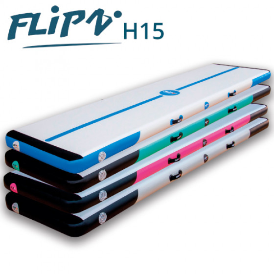 Image of   AirTrack FlipZ-15