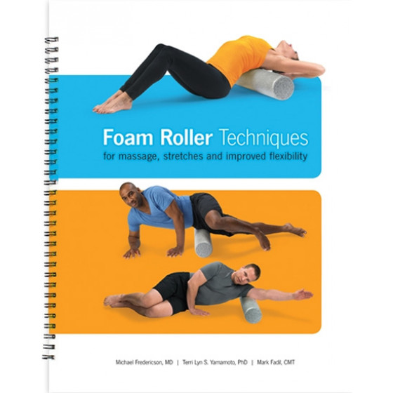 Foam Roller Techniques for massage and stretch