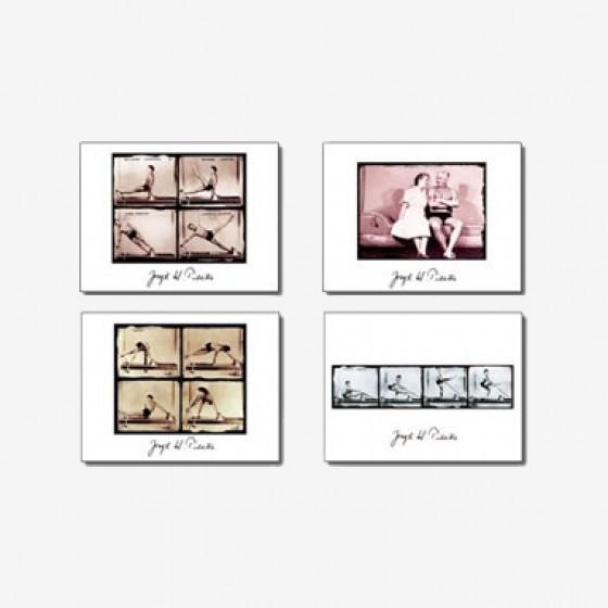 balanced body – Joe note cards fra den intelligente krop