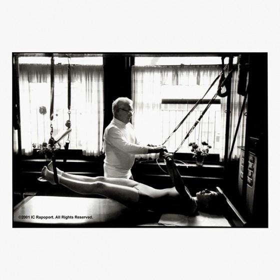 balanced body Joseph pilates photographs - the cadillac fra den intelligente krop