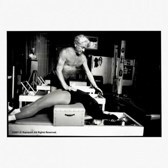 balanced body – Joseph pilates photographs - short box fra den intelligente krop