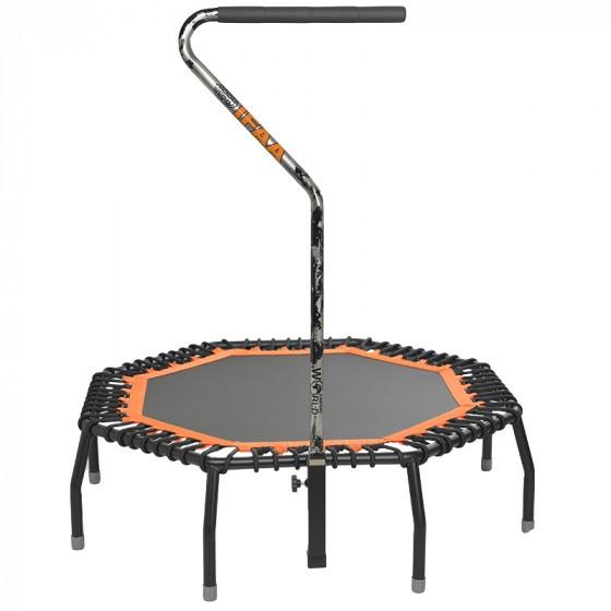 worldjumping trampolines Jump fitness spider studio trampolin på den intelligente krop