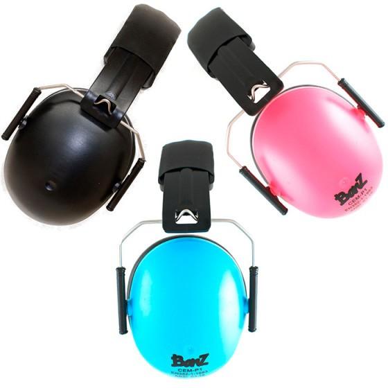 banz Høreværn 2-10 år (ensfarvede) på den intelligente krop