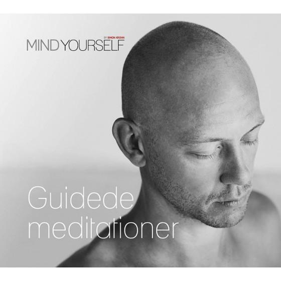 Guidede Meditationer v/ Simon Krohn (CD)