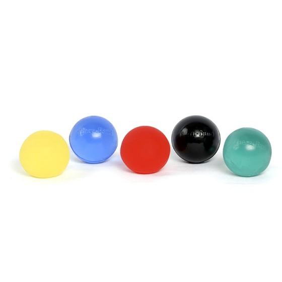 Håndtræningsbold, thera-band fra thera-band på den intelligente krop