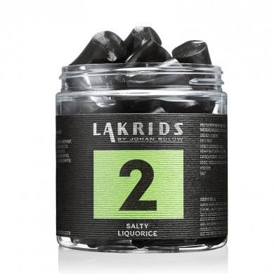 2 - Salmiak Lakrids